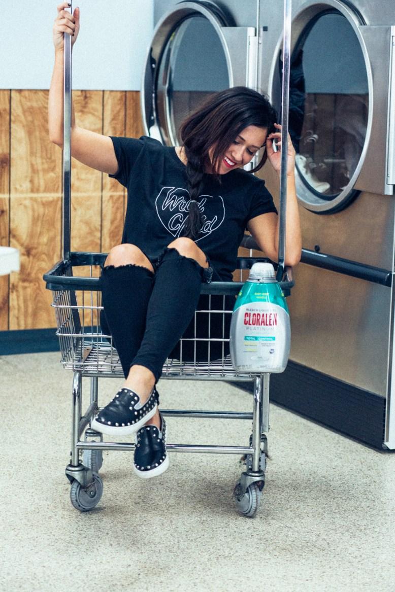 LIFESTYLE photos: Revenge Bakery Work Out & Laundry