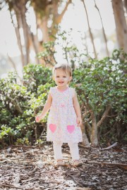 FAMILY photos: Scripps Woods + Beach