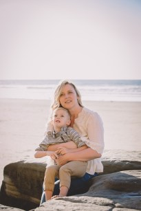 FAMILY photos: Scripps Beach