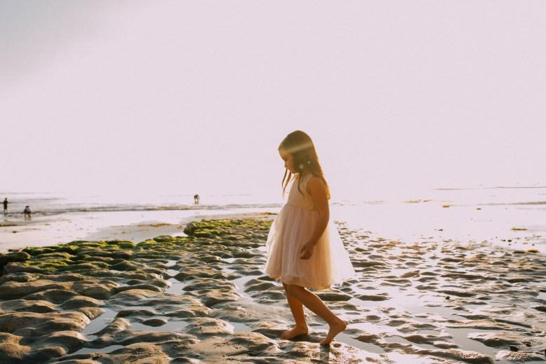 FAMILY photos: Swami's Beach, Encinitas