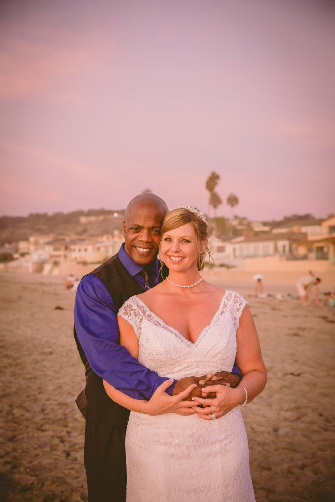 WEDDING photos: La Jolla Shores Beach