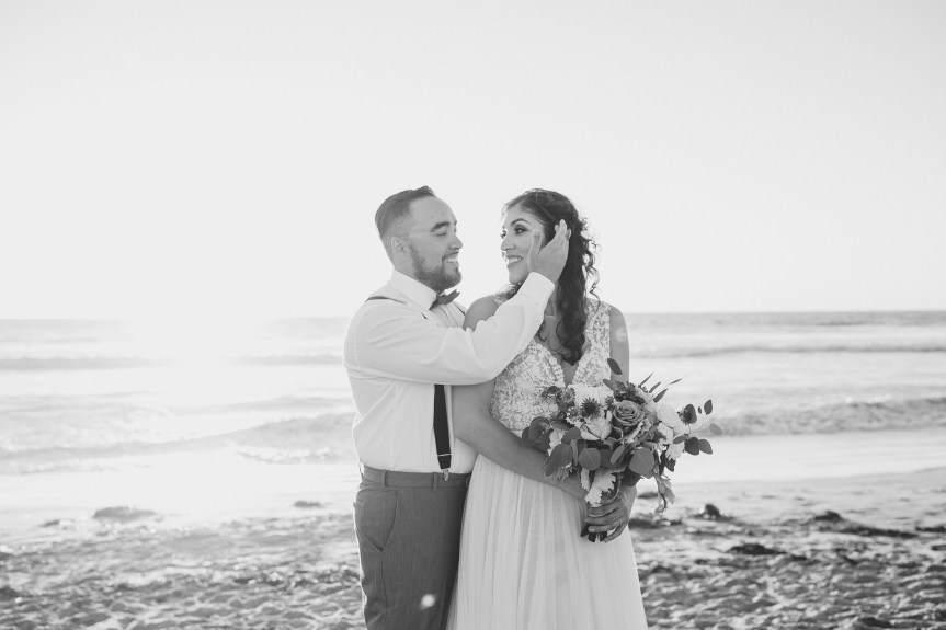 WEDDING photos: Mission Beach