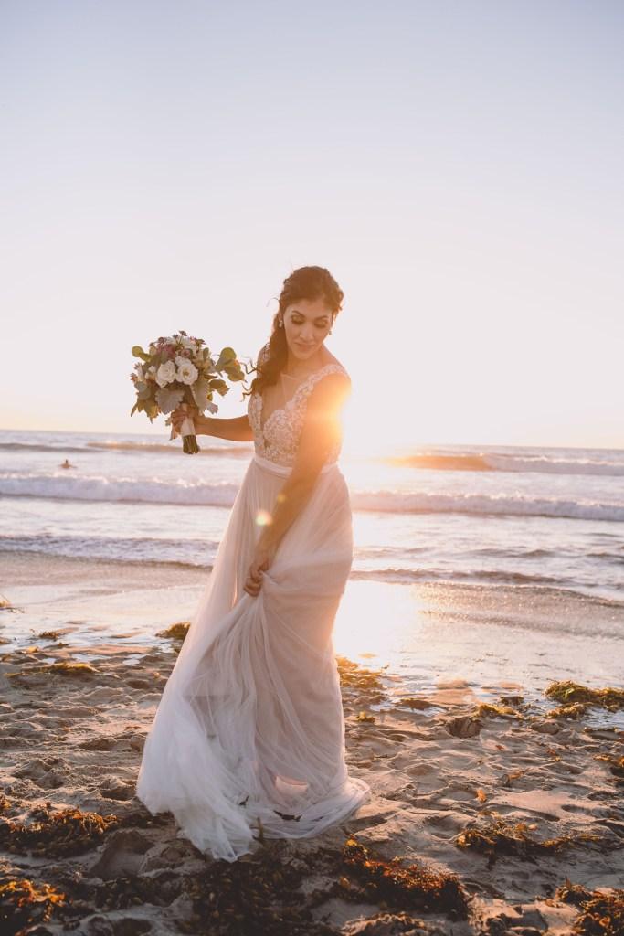 WEDDING photos: Mission Beach