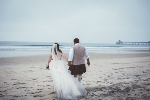 WEDDING photos: San Diego Scottish Wedding