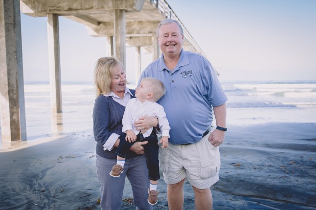 FAMILY photos: Scripps Pier