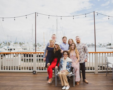 ENGAGEMENT PARTY photos: San Diego Yacht Club