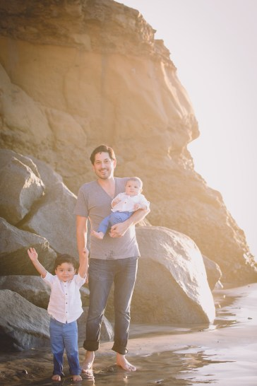 FAMILY photos: Scripps Beach, San Diego