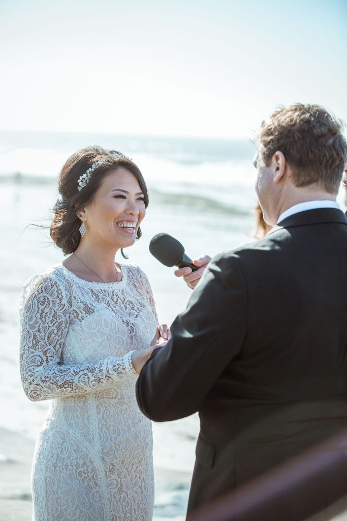 WEDDING photos: La Jolla Beach Wedding