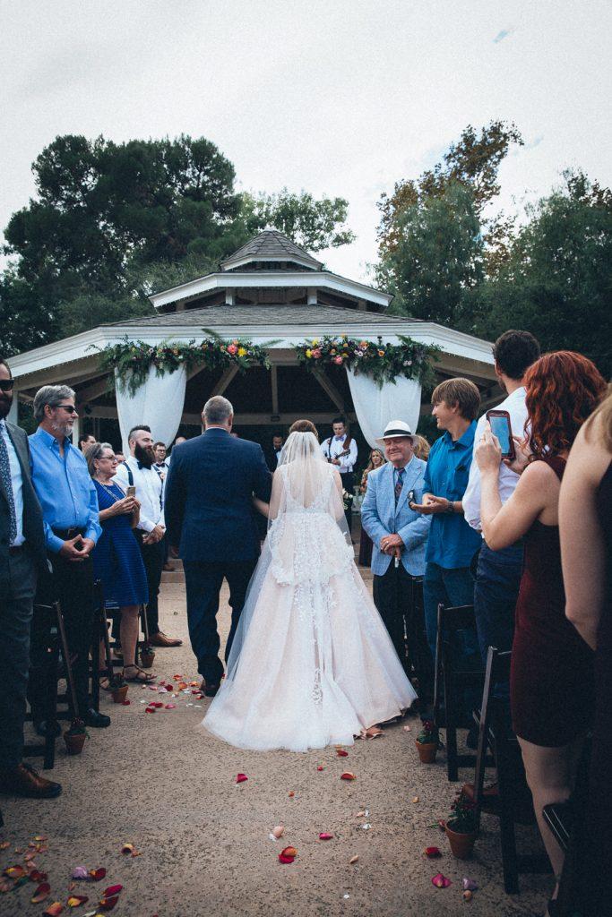 WEDDING photos: Old Poway Park