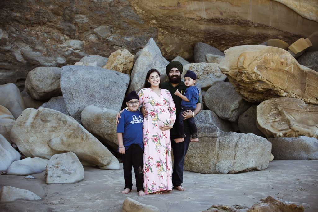 MATERNITY + FAMILY photos: Scripps Rocks