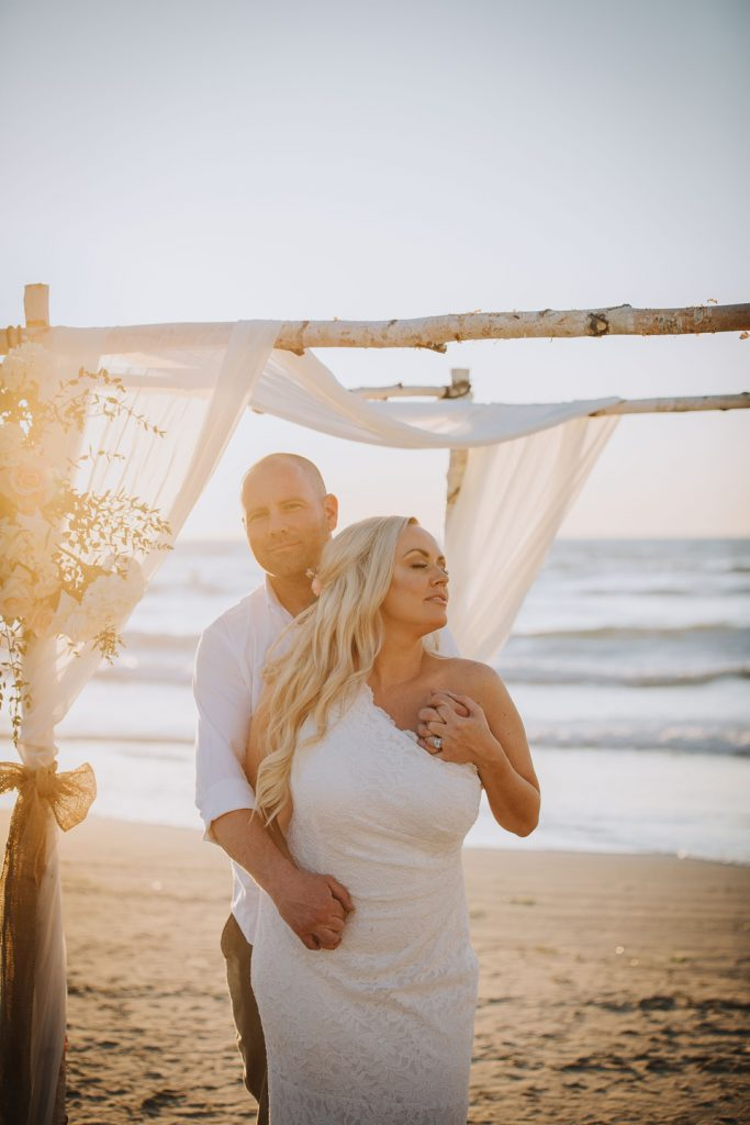 WEDDING photos: La Jolla Shores Beach Park