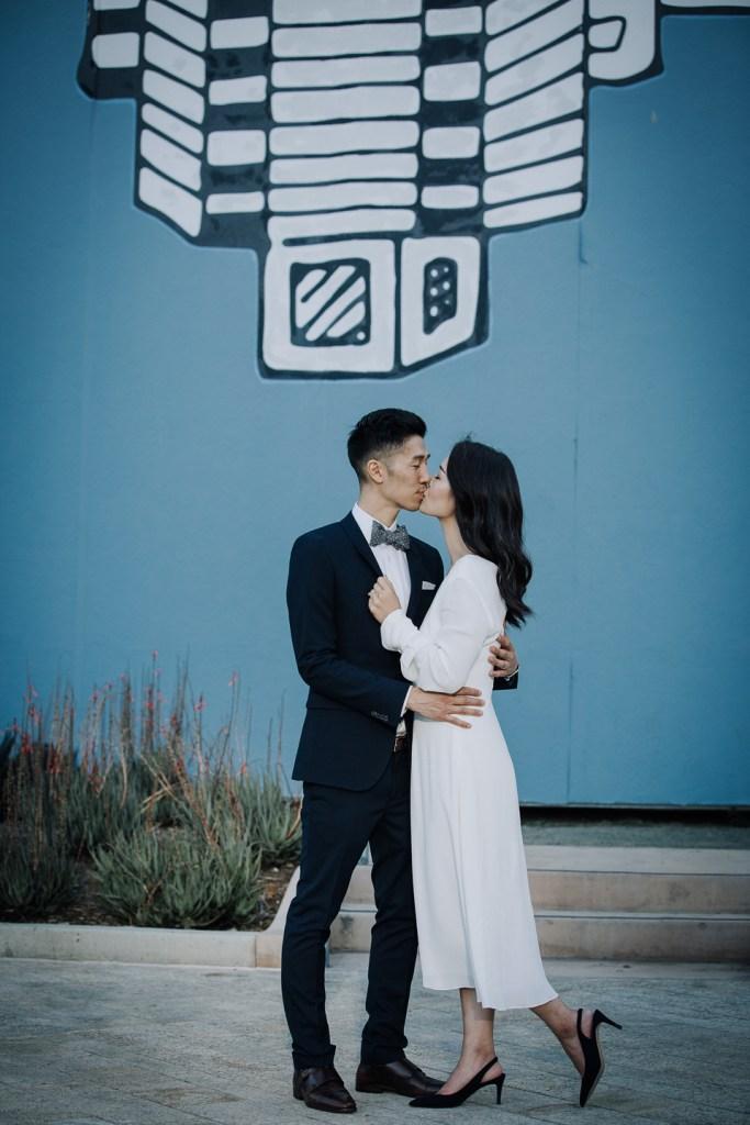WEDDING photos: San Diego County Administration Building