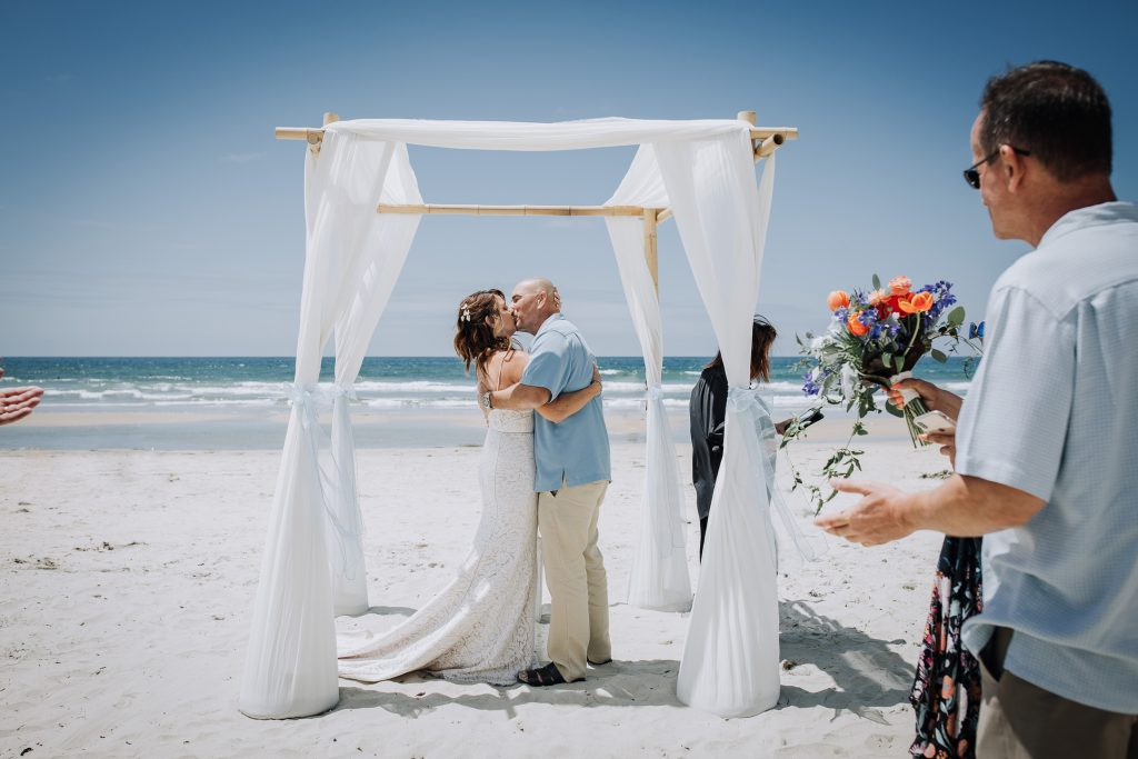 WEDDING photos: La Jolla Shores Beach, CA