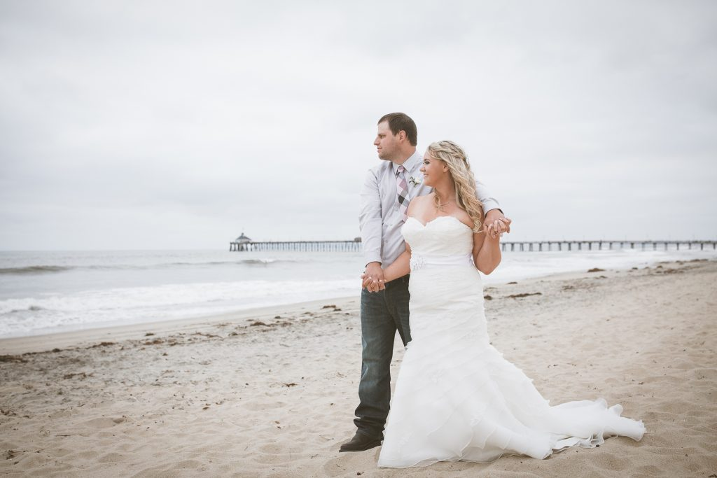 WEDDING photos: Imperial Beach, California