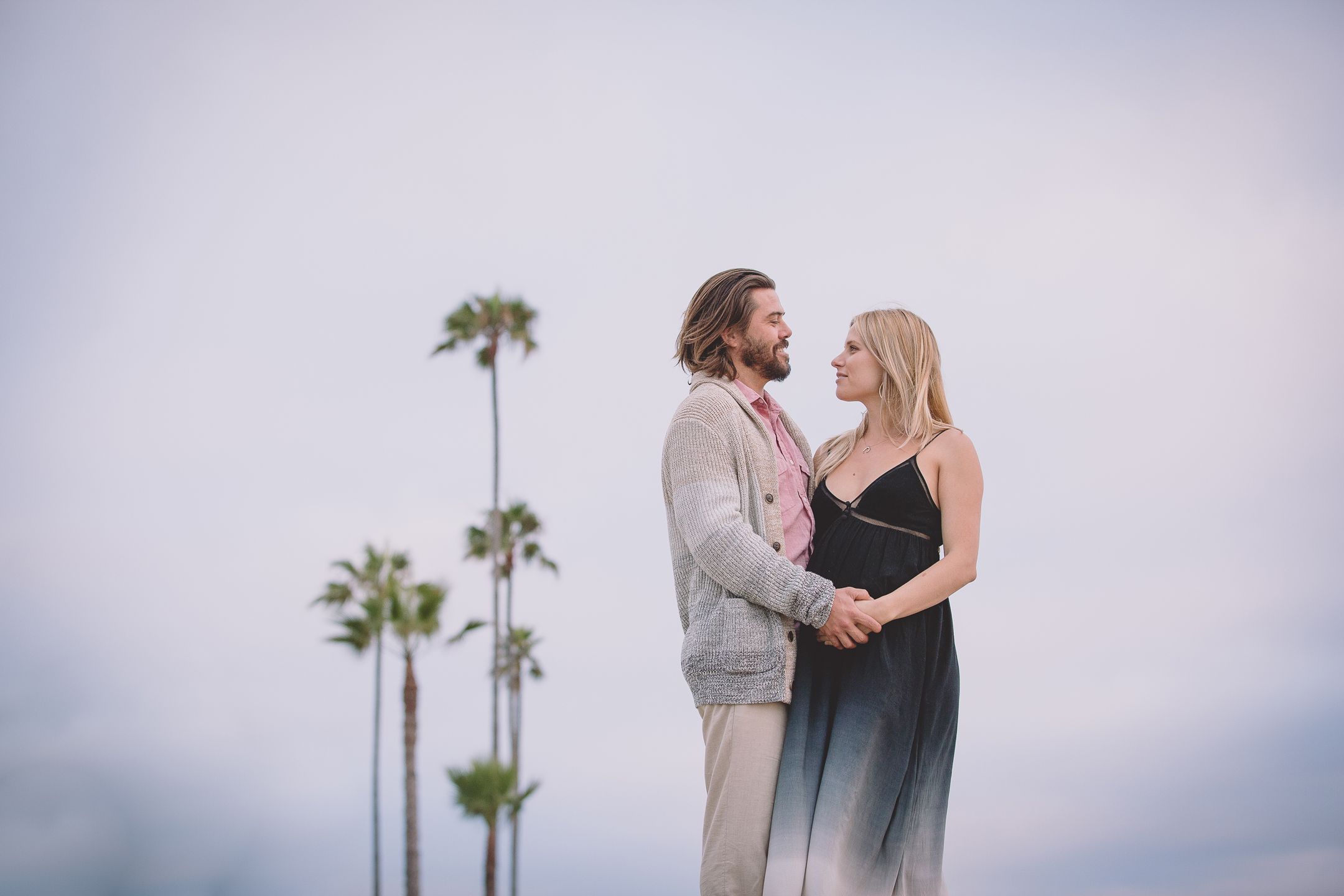 San Diego Maternity Photographer La Jolla