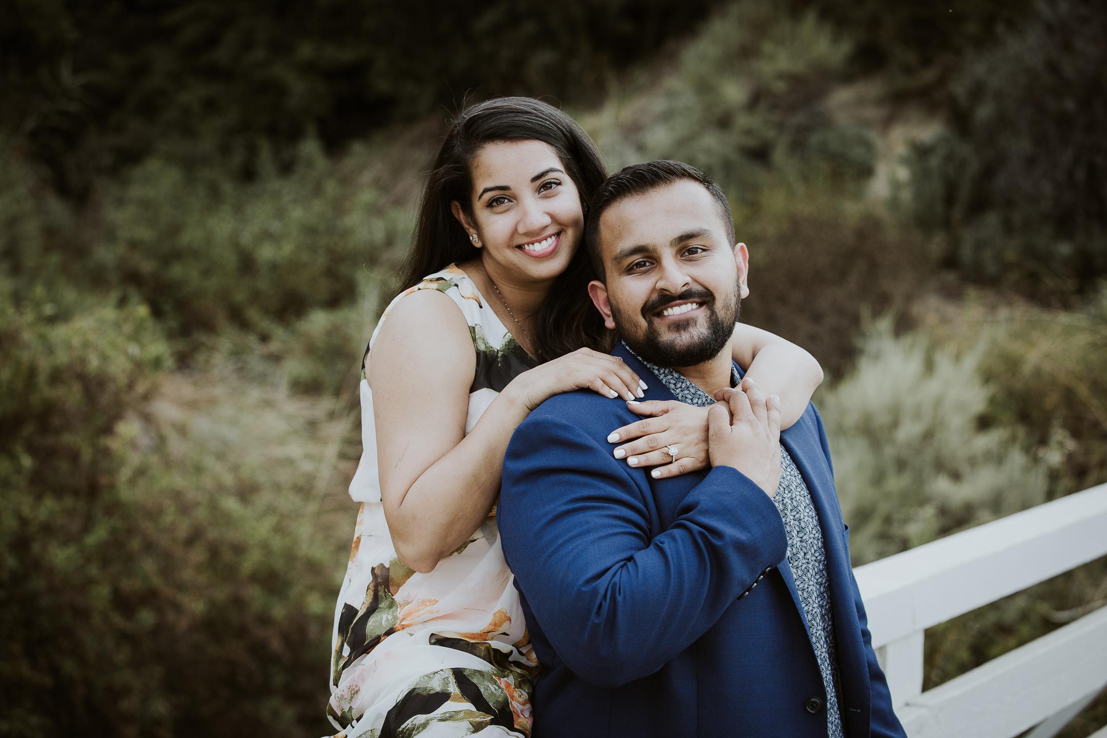WEDDING PROPOSAL photos: La Jolla Cove