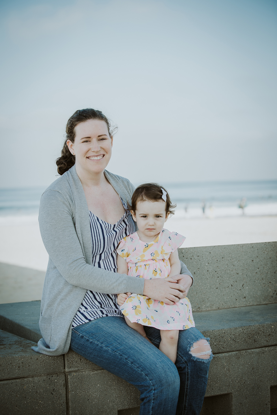 FAMILY photos: Toddler Cousins, Mission Beach