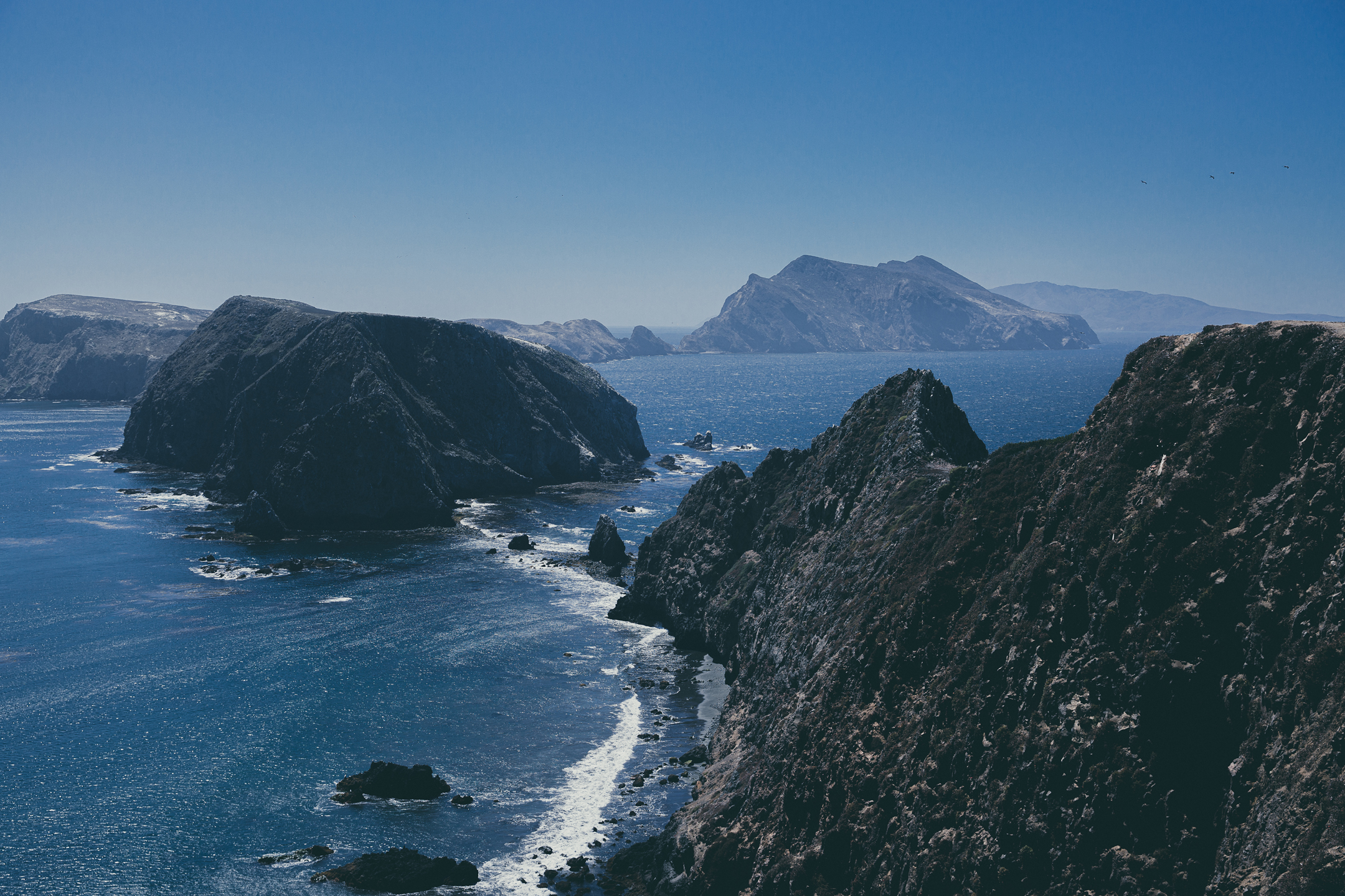 TRAVEL photos: Anacapa Island, Channel Islands