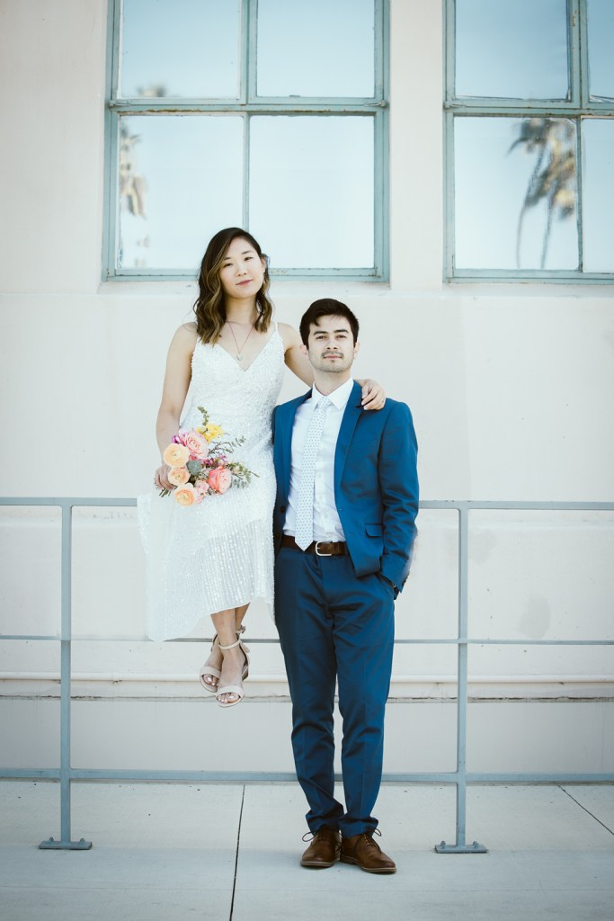 WEDDING photos: San Diego County Courthouse