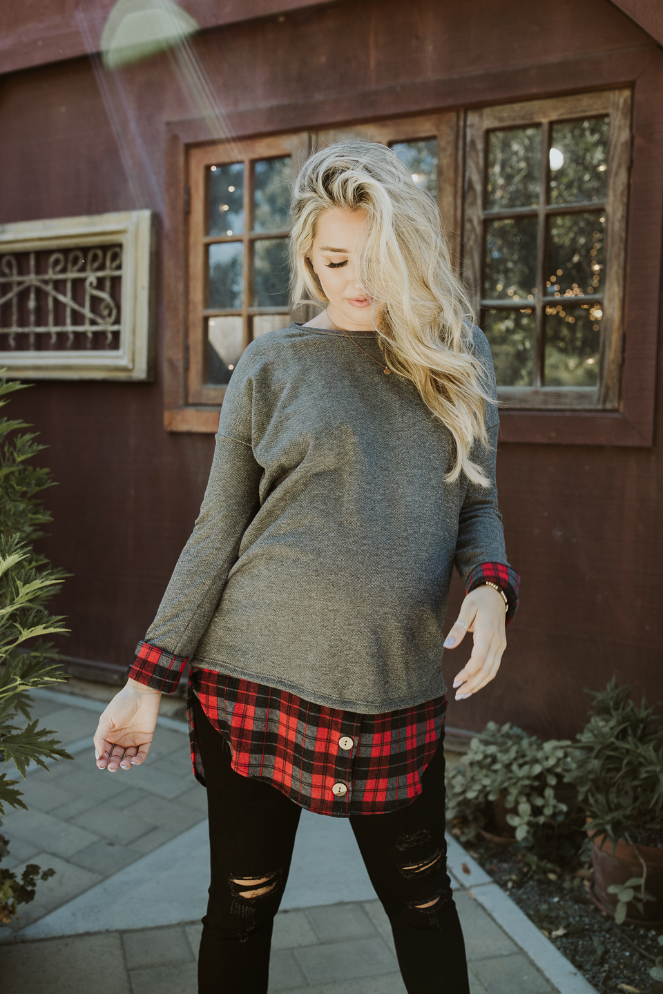 COMMERCIAL photos: PinkBlush Fall Maternity Clothes