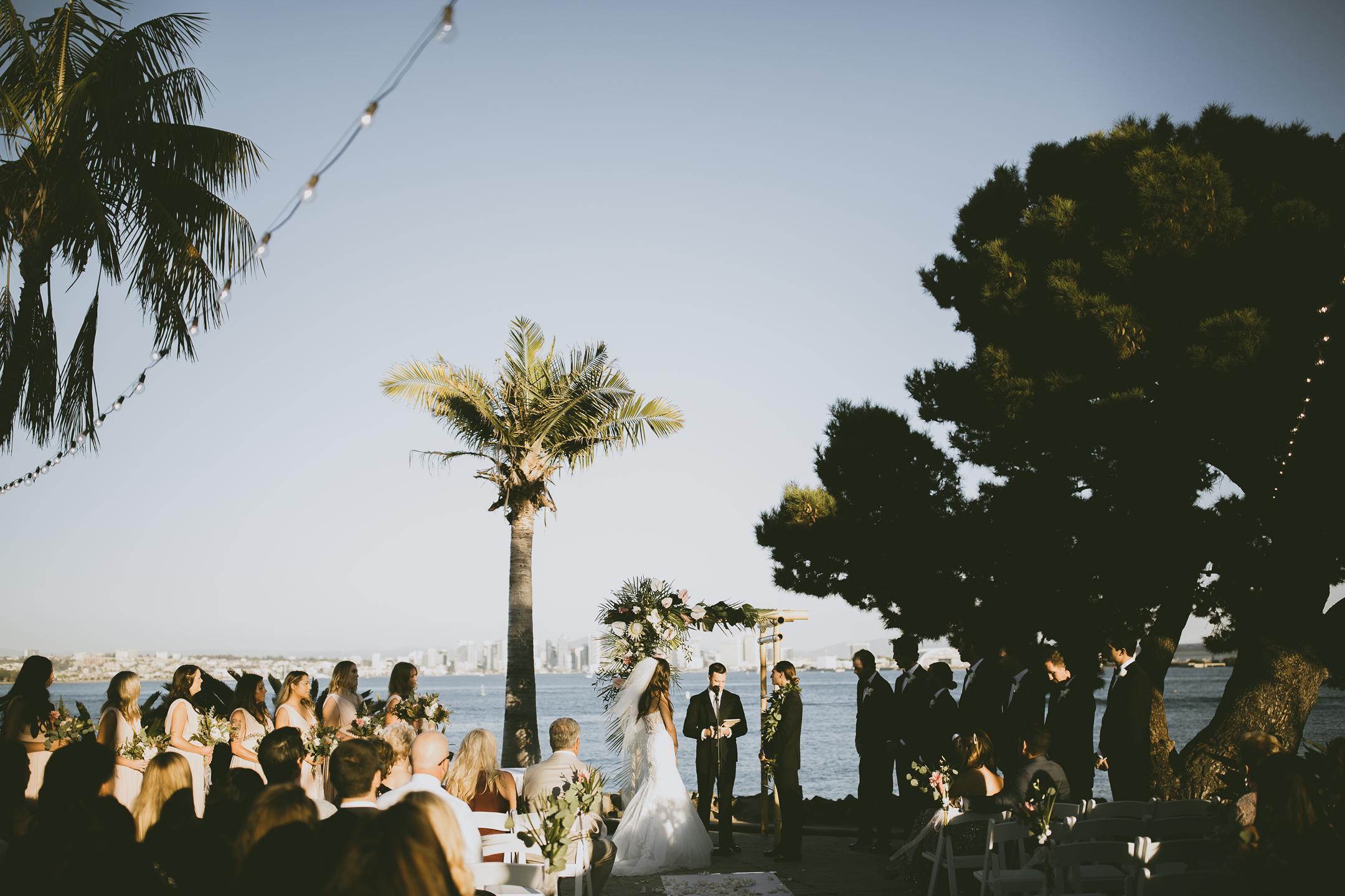 WEDDING PHOTOS: Bali Hai Restaurant, Shelter Island