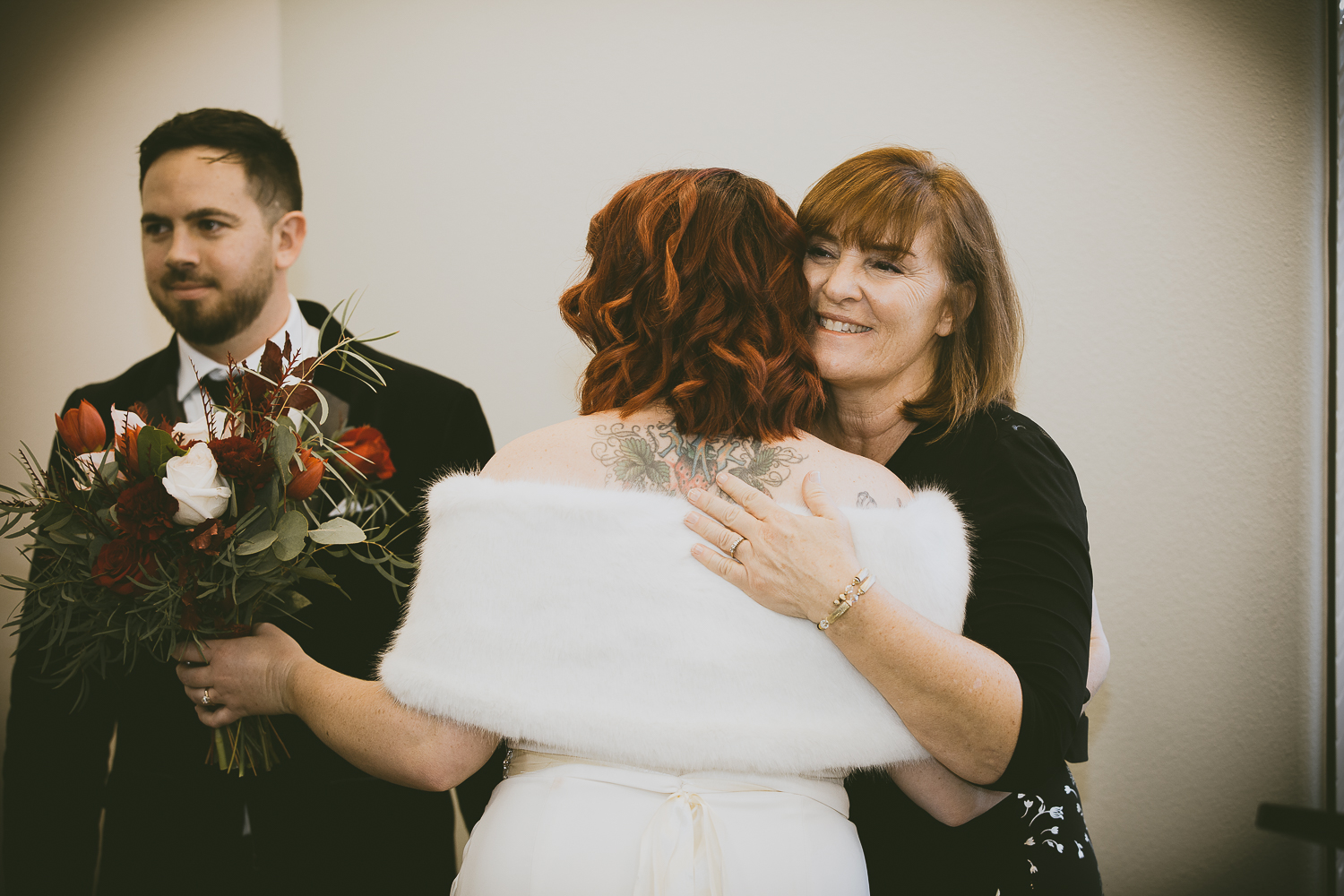 San Diego courthouse elopement
