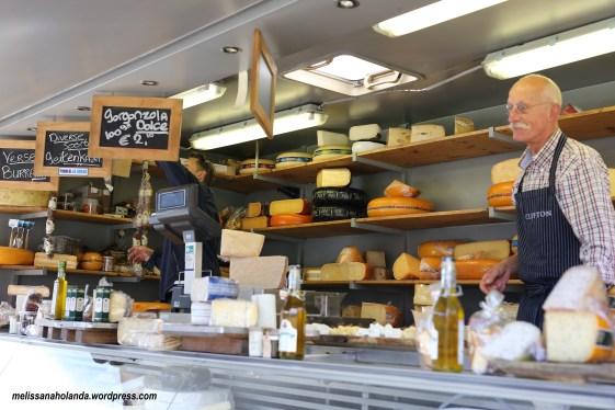 Vendedor de queijo - Blaricum