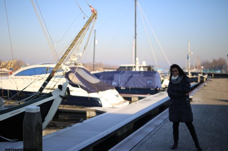 O belo inverno holandês!