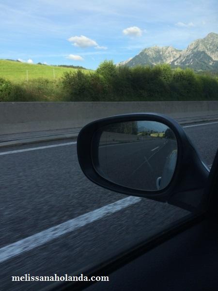 Foto: Arquivo pessoal - Alpes aústriacos
