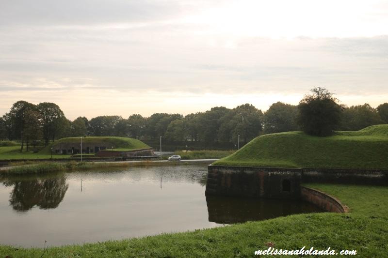 Viajando por 40 cidades da Holanda: 4°cidade – Naarden