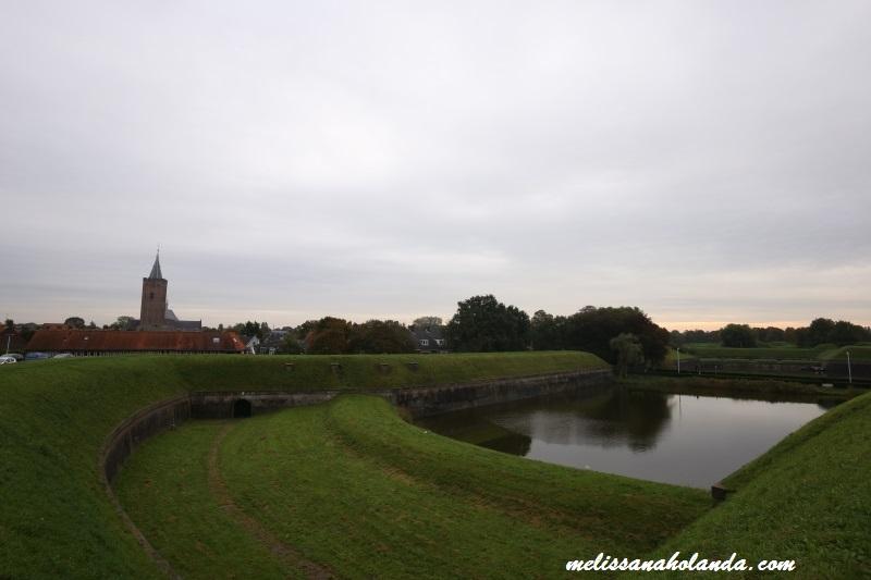 Bastiao 2 Naarden na Holanda
