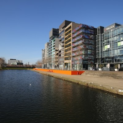 Centro cidade Lelystad