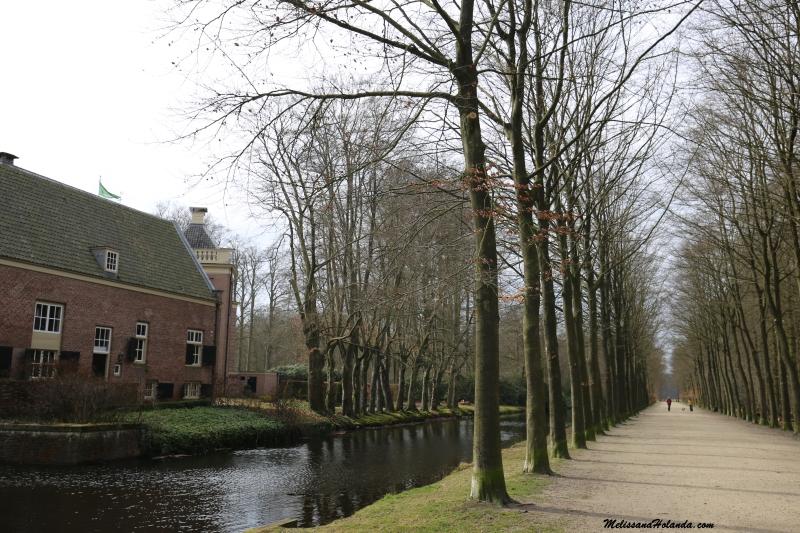 Canais do Kasteel Groeneveld