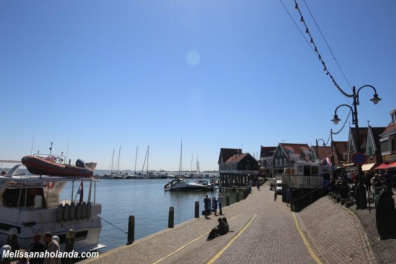Viajando por 40 cidades da Holanda: 13 ª cidade – Volendam