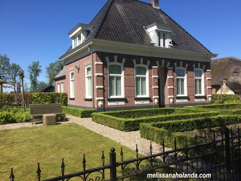 Giethoorn - casas