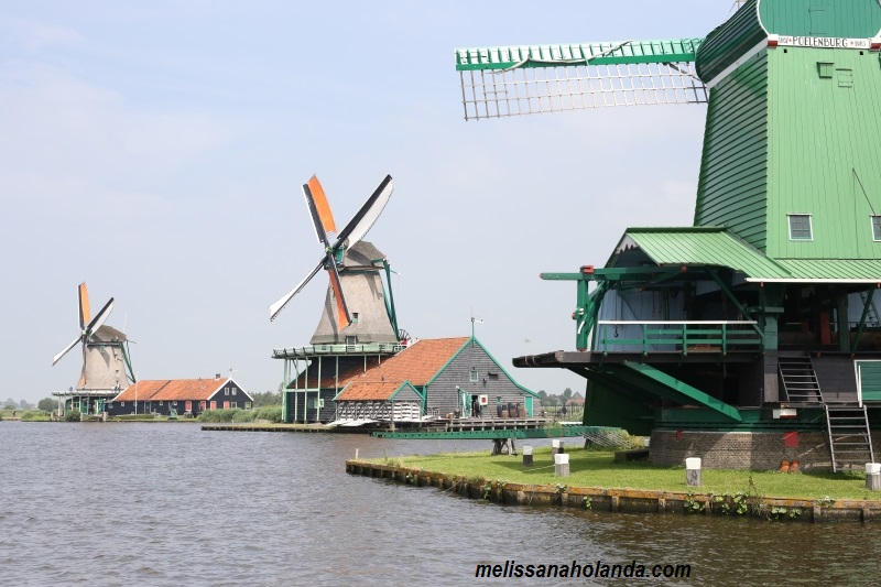 Viajando por 40 cidades da Holanda:17ªcidade-Zaanse Schans