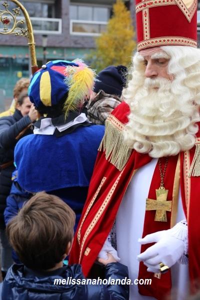 Diferenças entre Sinterklass e Papai Noel