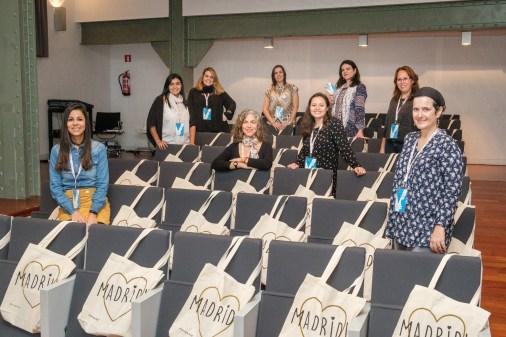 Encontro Europeu de Blogueiros - Melissa na Holanda