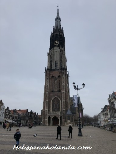 Viajando por 40 cidades da Holanda