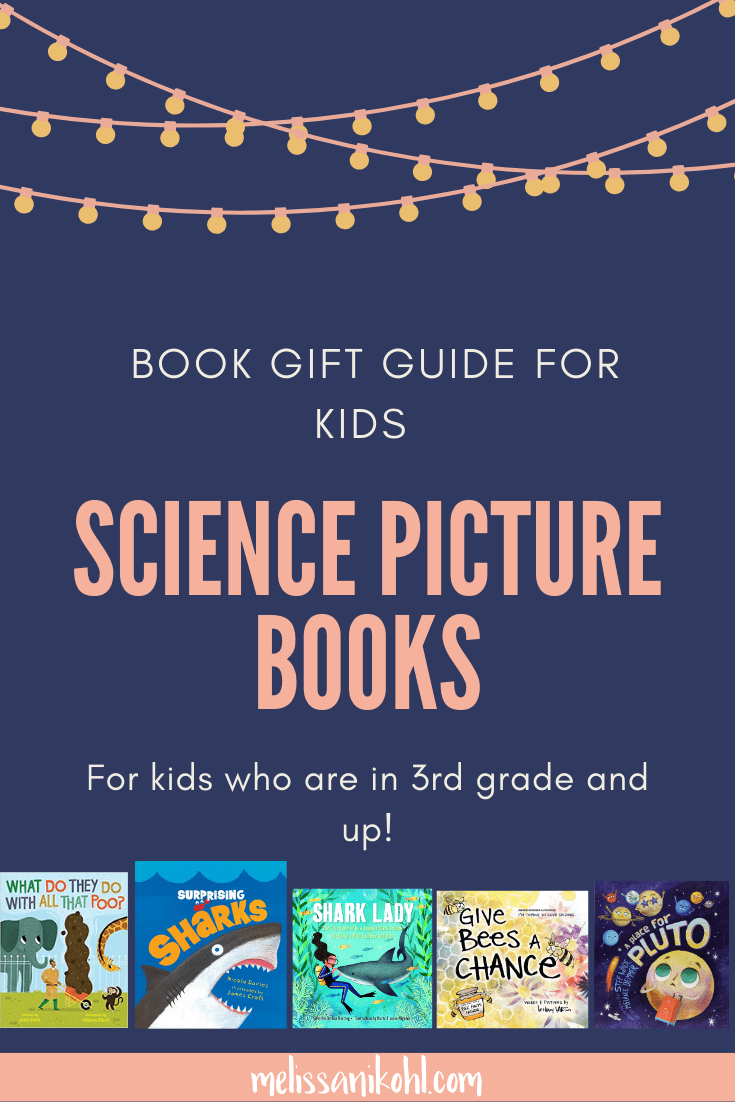 Science Books for Kids