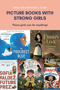 Are you looking for picture books with strong girls? Check out these brave girls in books! This collection of diverse picture books will prove that girls can do anything. These picture books are great for read alouds or bedtime stories. #diversebooks