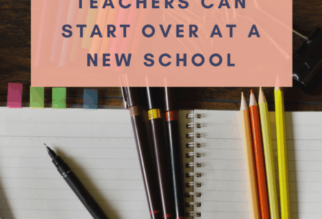 Are you a veteran or experienced teacher starting a new school? Are you wondering how to prepare for the new school year as an experienced teacher? Grab these tips on how to start over at a new school! You are changing schools for a reason, make sure you