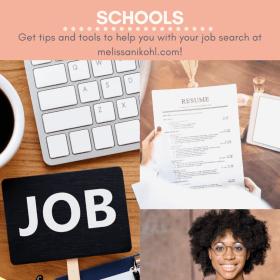 Learn three ways teachers can prepare themselves to change schools. #teachingjobs #teacherinterview #teacherresume #teacherportfolio
