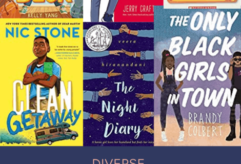 Are you looking for diverse middle grade books? Then, this list is perfect. It has a great selection of books for students in upper elementary and middle school. Check them out!