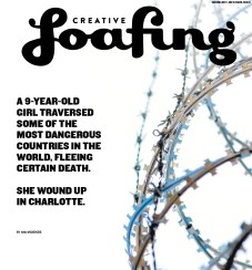 Creative Loafing Charlotte   July 17, 2014