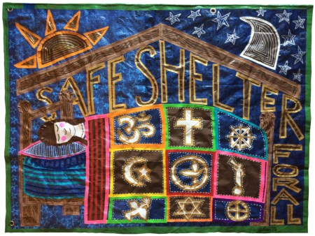 ©2019 Melissa 'Sasi' Chambers - tarpage - Interfaith Sanctuary