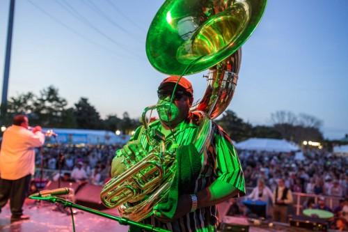 Zack Smith --French Quarter Fest 2016