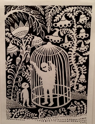 Andrea Dezso, Brothers Grimm illustration