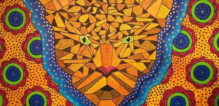 "©2019 Melissa ""Sasi"" Chambers - Leopard"