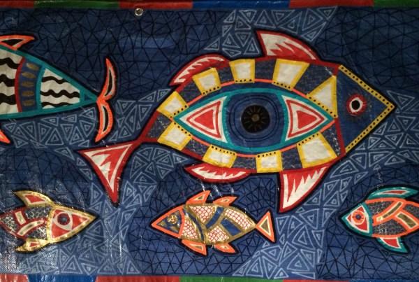 ©2019 Melissa 'Sasi' Chambers - tarpage - Fish Tarp 5